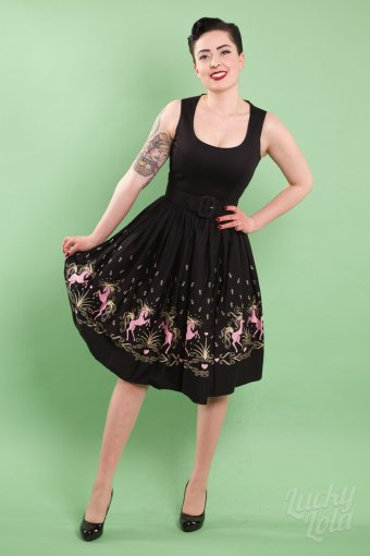 Pinup Couture Aurora Dress Pferdchen