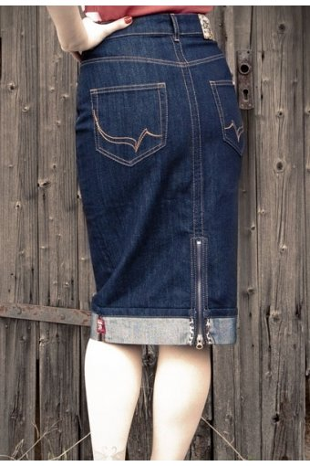 Rumble 59 Pencil Jeans Rock
