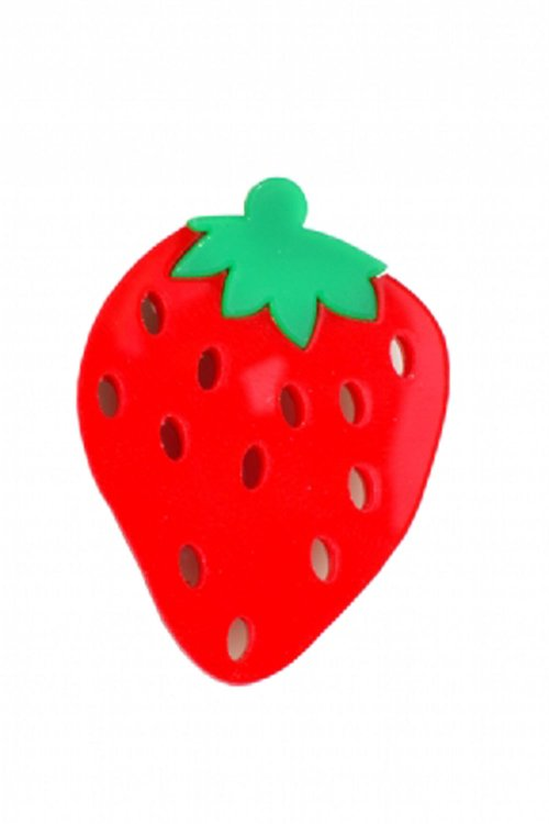 Collectif Brosche Strawberry