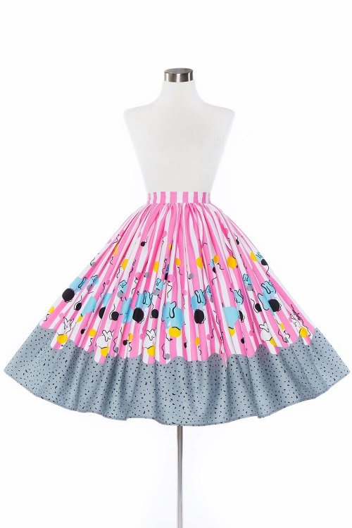 Jenny Skirt Mary Blair Circus Elephant