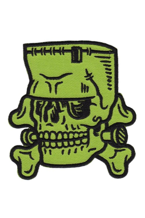 Sourpuss Patch I Franky