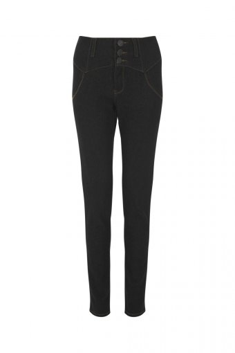 Collectif Rebel Kate Skinny Jeans