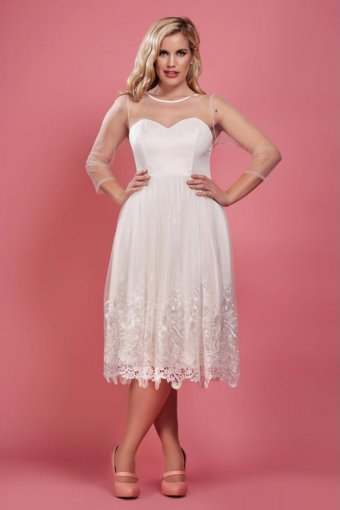 Collectif Vintage Bridal Alisa Kleid