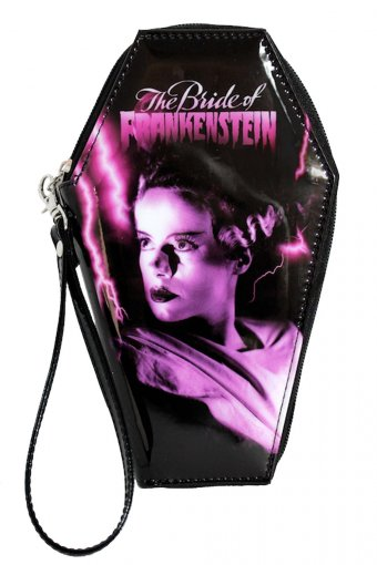 Rock Rebel Wallet The Bride of Frankenstein