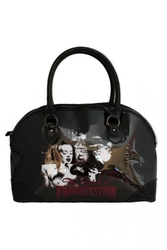 Rock Rebel Bowlingbag The Bride of Frankenstein