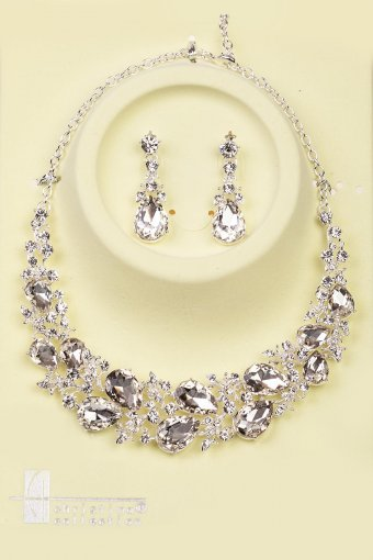 Collier Set Chrystal