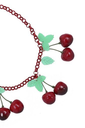 Collectif Kette Cherry