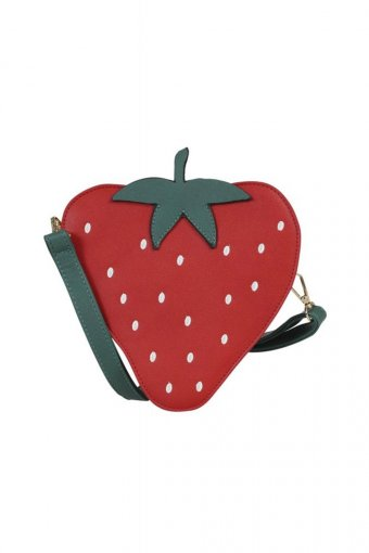 Collectif Juicy Strawberry Tasche